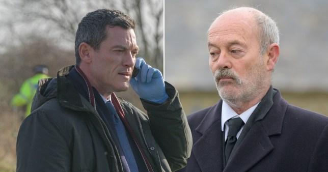 The Pembrokeshire Murders on ITV