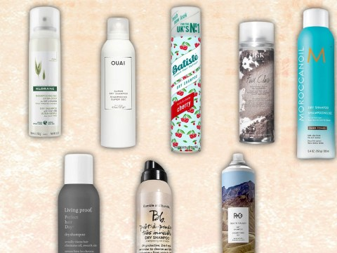 The best dry shampoos for when you're feeling lazy