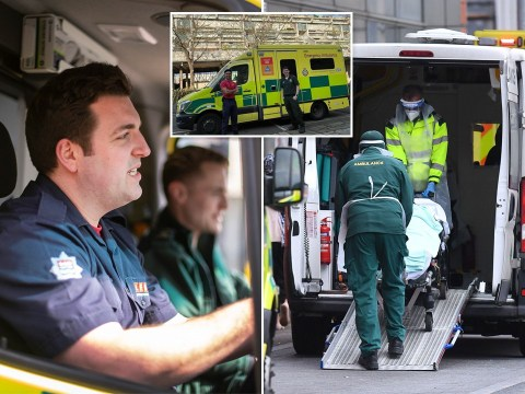 Firefighters may work on days off to help ambulance staff on Covid frontline