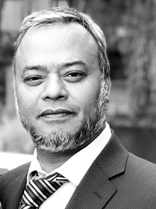 Haji Mohammed Hedayatul Islam, known as Nowab Miah.