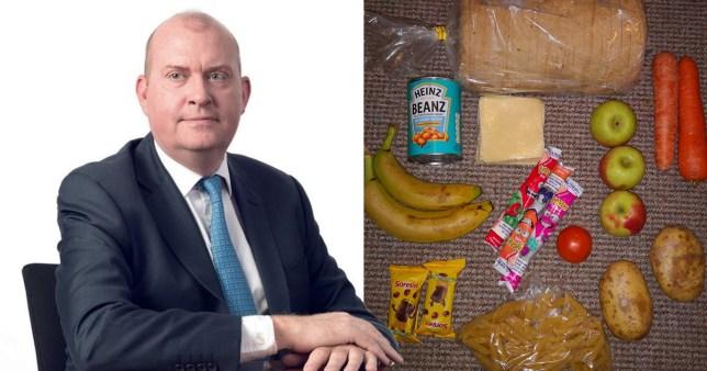 Boss behind free school meals scandal earned ?4,700,000 last year