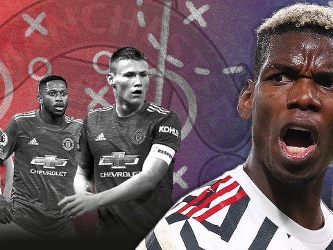 Paul Pogba giving Ole Gunnar Solskjaer his biggest selection headache of the season ahead of Manchester United's trip to Liverpool