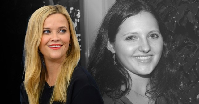 Reese Witherspoon pictured alongside Jessica Campbell