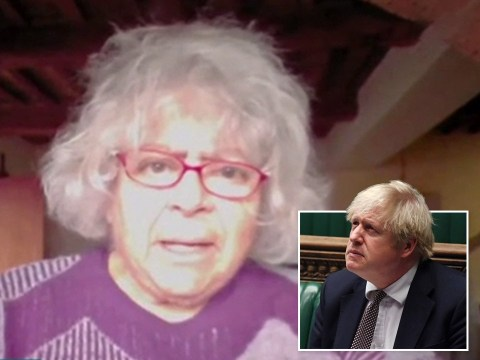 Miriam Margolyes holding 'clown' Boris Johnson responsible for Covid 'mess' after 'wanting him to die'