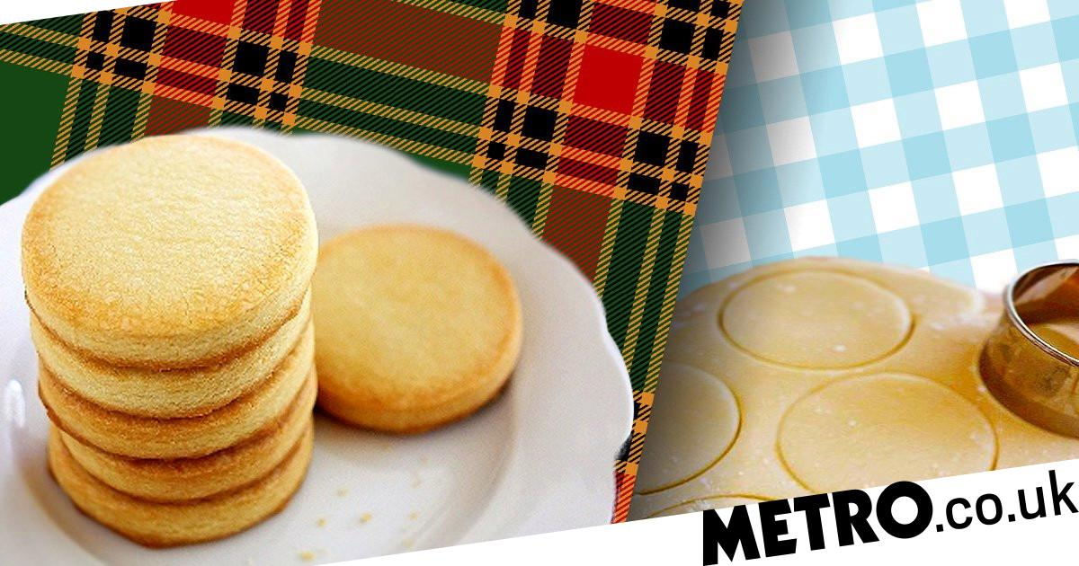 Image of article 'How to make three-ingredient shortbread cookies'