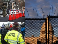 All 50 US states preparing for armed protests ahead of Biden's inauguration