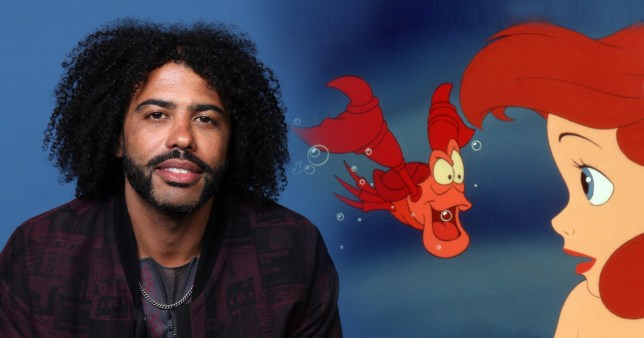 Daveed Diggs says voicing Sebastian in The Little Mermaid Remake has been 'tricky'