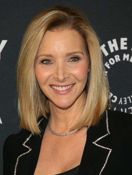 Lisa Kudrow attends the Paley Honors: A Special Tribute To Television's Comedy Legends at the Beverly Wilshire Four Seasons Hotel on November 21, 2019