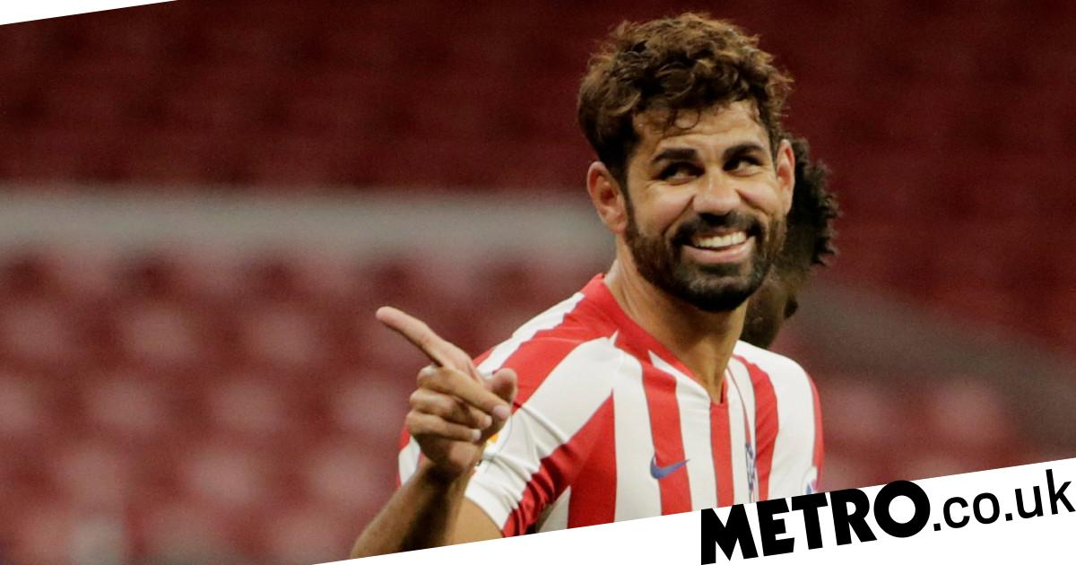 Andre Villas-Boas reveals Diego Costa's whopping wage demands that are putting clubs off