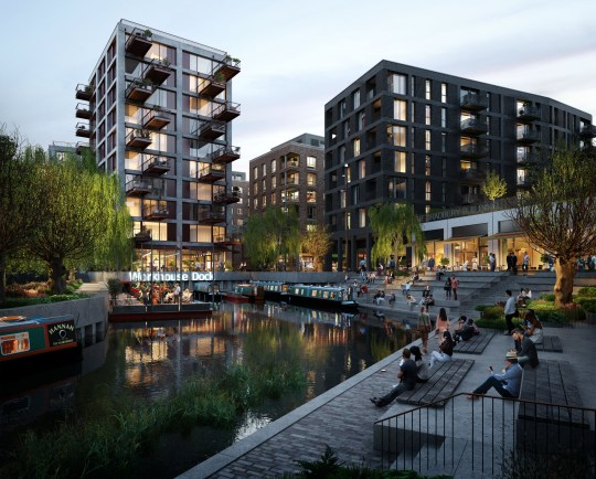 The Brentford Project TW8, from £445,000