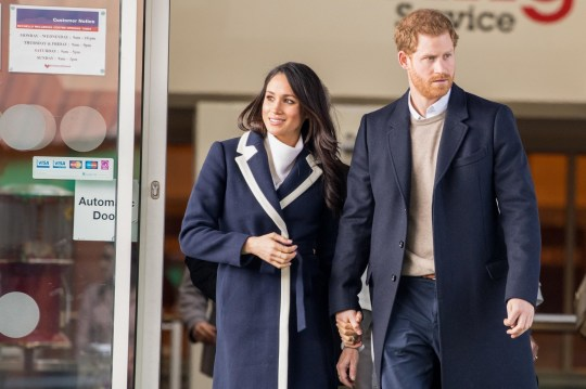 Montecito, CA - Prince Harry and Meghan Markle 'Unlikely' To Spend Christmas In The U.K. It will be the second year in a row the couple hasn't spent the holidays with the Royal Family because the couple lives with their son Archie in Montecito, California. USA With the U.K. entering a second lockdown due to the COVID-19 pandemic, and cases rising at an alarming rate in the U.S., it seems prudent for Prince Harry and Meghan Markle (The Duke and Duchess of Sussex) not to travel across the pond to see the Royal Family over the holidays. Pictured: Prince Harry, Meghan Markle BACKGRID USA 3 NOVEMBER 2020 USA: +1 310 798 9111 / usasales@backgrid.com UK: +44 208 344 2007 / uksales@backgrid.com *UK Clients - Pictures Containing Children Please Pixelate Face Prior To Publication*