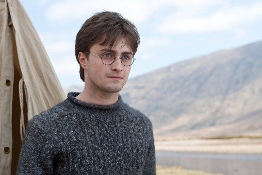 Daniel Radcliffe in Harry Potter & The Deathly Hallows Part 1 ??Warner Brothers Intl Television