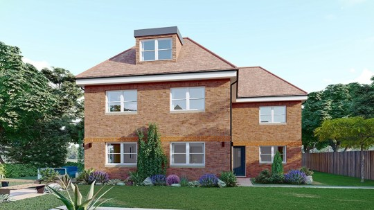 Willow Court, Welwyn, Hertfordshire AL6, from £385,000