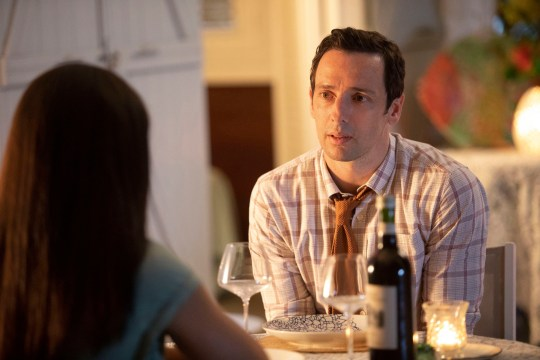 Ralf Little Death in Paradise