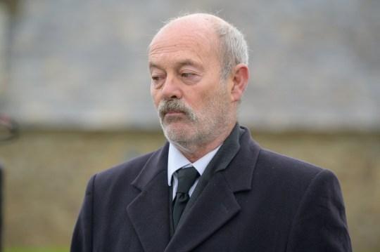 Keith Allen as John Cooper