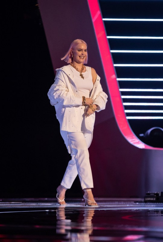 The Voice Anne Marie