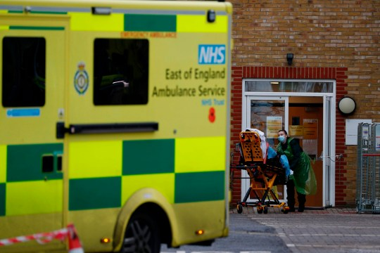 Most cancers operations 'could possibly be cancelled' as hospitals replenish