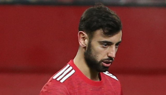 Bruno Fernandes has spreaheaded Manchester United's Premier League title challenge