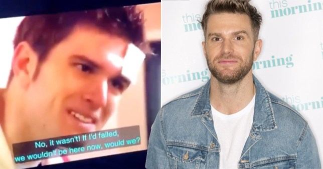 Joel Dommett on Casualty in 2002