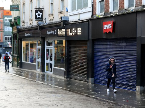 What shops and businesses are allowed to remain open during lockdown in England?