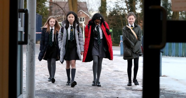 Headteacher says kids can stay at home as schools rebel against reopening orders PA