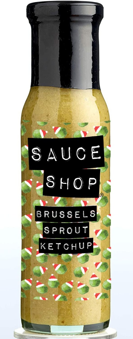 Brussels Sprout Ketchup