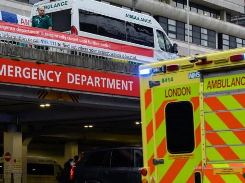 Paramedic describes heartbreaking scenes on frontline of Covid-19 crisis