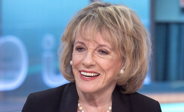 Esther Rantzen on 'Good Morning Britain'