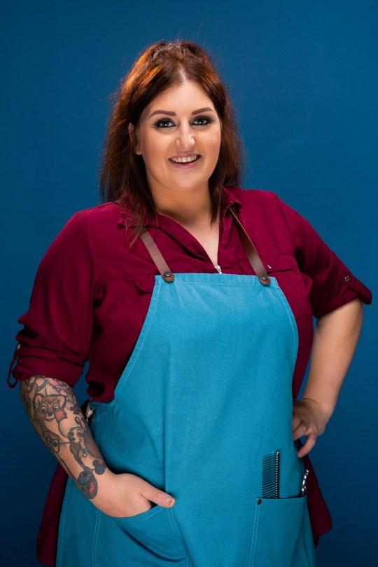 Pooch Perfect UK contestant Georgia