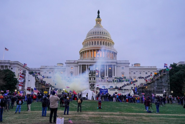 US Capitol rioters face 10 years in prison due to Donald Trump's law
