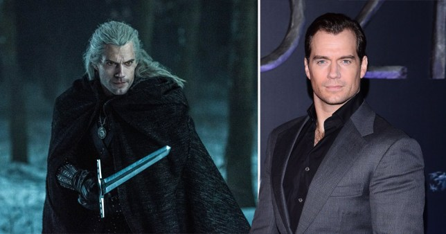 Henry Cavill confirms The Witcher injury