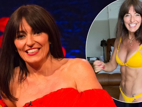 Davina McCall is done with working out just to 'look hot in a bikini'