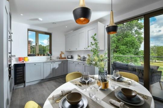 Trent Park EN4, from £565,000
