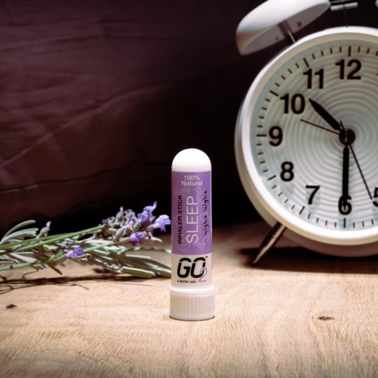 GO2 Sleep Inhaler Stick (?3.99) Comprised of 100 per cent natural essential oils -lavender, frankincense and mandarin all of which promote relaxation. https://thego2brand.com/