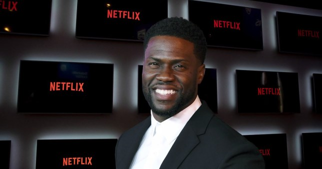 Kevin Hart signs huge deal with Netflix