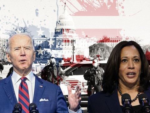 Threats against Joe Biden and Kamala Harris being investigated by FBI