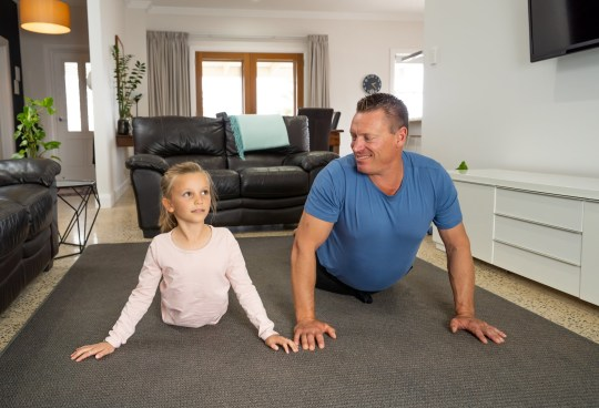 Family Fitness Nuffield