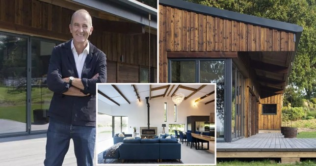 Kevin McCloud on Grand Designs