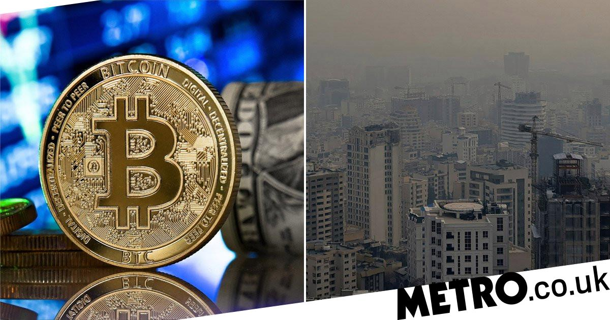 Iran blames bitcoin for rolling blackouts, smog and Covid-19