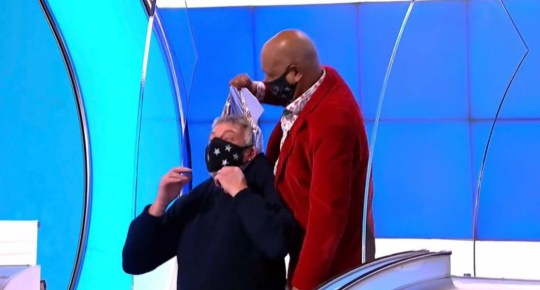 Rob Brydon cries with laughter as Would I Lie To You? stunt goes badly wrong
