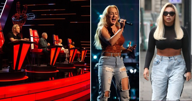 The Voice viewers outraged after judges don't turn for Jesy Nelson's cousin (embargoed until TX)