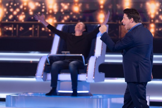 Michael McIntyre on The Wheel