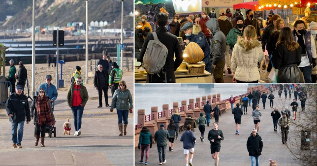 Walkers flock to parks as new study shows movement up by a third from March lockdown