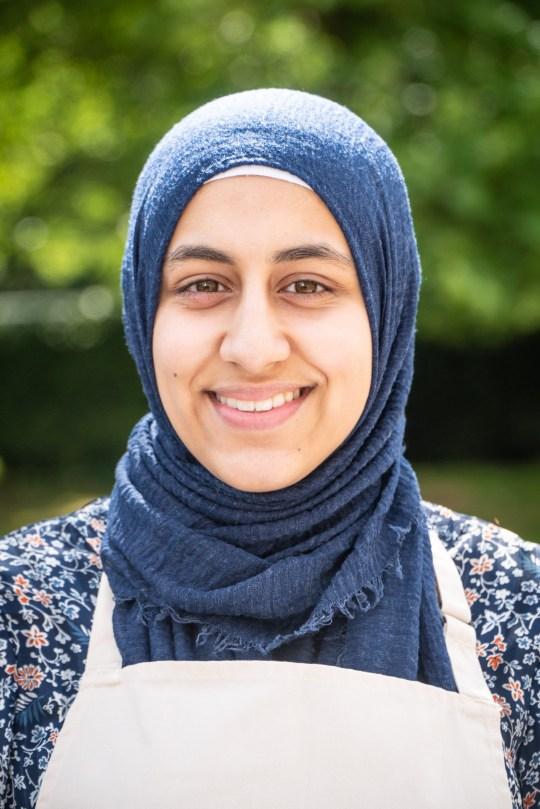 Safiyyah - bake off juniors