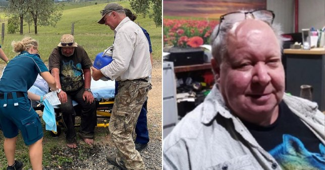 Man missing for three weeks in Australia 'survived on wild mushrooms'