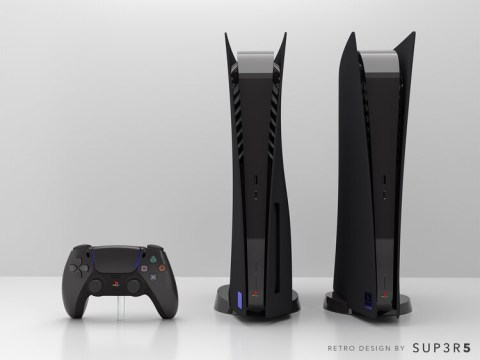 PS5 consoles available this week… but they're custom PS2 models