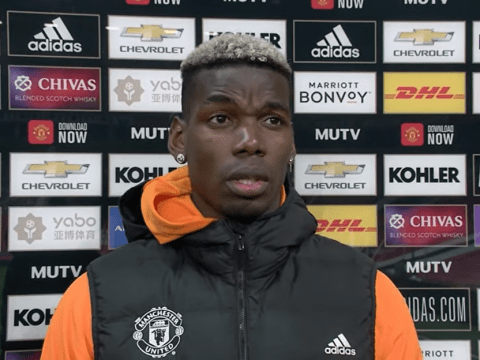 'We have to learn' – Paul Pogba sends message to Manchester United teammates after Carabao Cup defeat