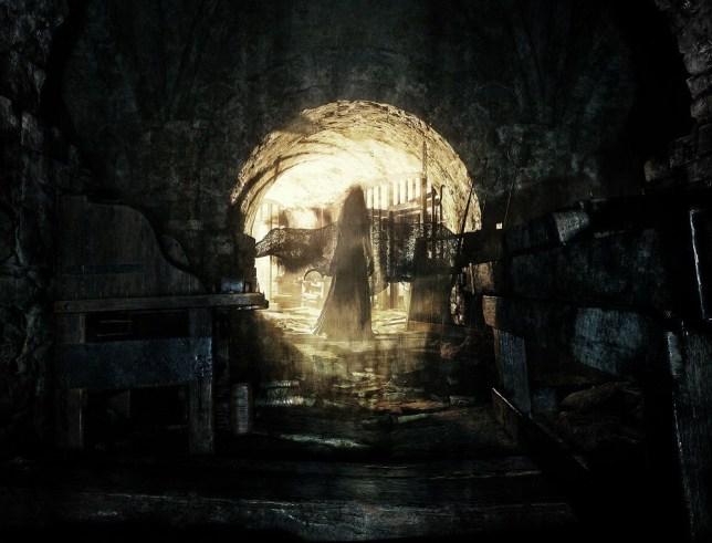 Resident Evil Maiden key art