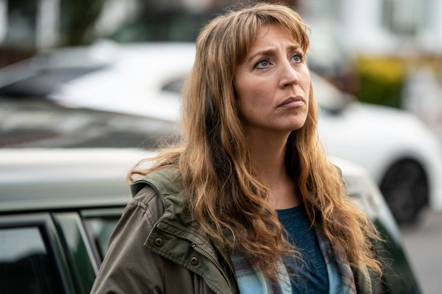 WARNING: Embargoed for publication until 00:00:01 on 09/04/2019 - Programme Name: Back To Life - TX: n/a - Episode: Episode 1 (No. 1) - Picture Shows: Miri Matteson (DAISY HAGGARD) - (C) Two Brothers Pictures - Photographer: Luke Varley
