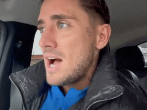 Stephen Bear claims he's been charged with four crimes as he shares rap sheet